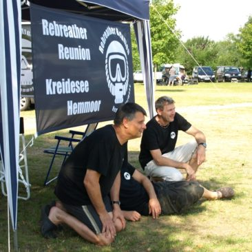 Rebreather Reunion 2013